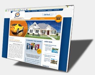Corporate Web Site Design