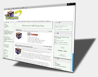 Web site designed for:  Self Study Pluss