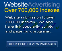 Click here to learn more about our web site submission and advertising programs
